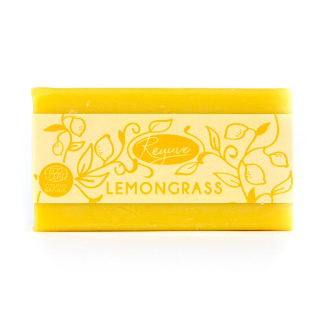 Reyuve Naturkosmetik Seife Zitronengras Lemongras Festseife natürlich