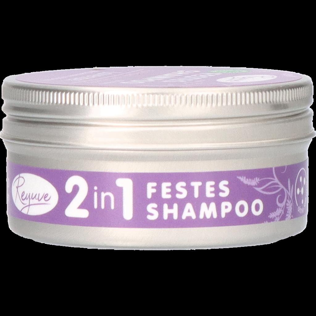 Reyuve Festes Shampoo Naturkosmetik Lavendel