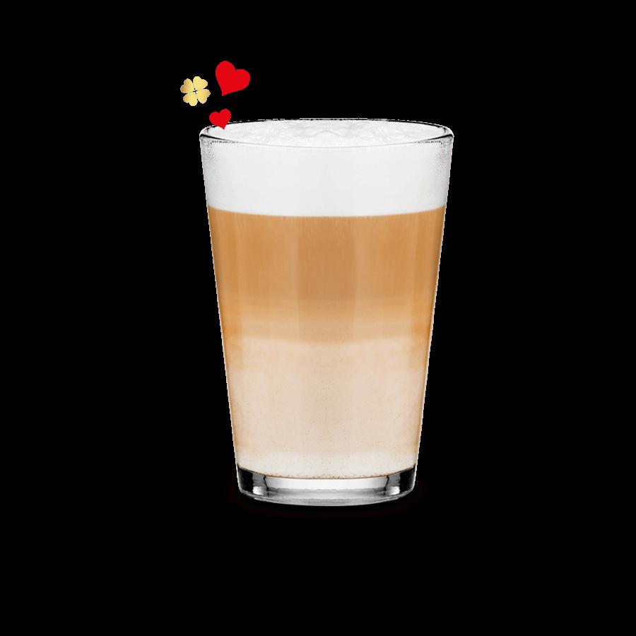 HEARTS, Cappuccino, Heißgetränk, Kaffee, Coffee, Instant