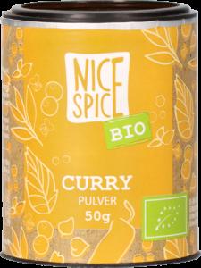Nice Spice_BIO Curry Gewürzmischung Gewürze