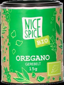 Nice Spice_BIO Oregano Gewürz natürlich Gewürzmischung