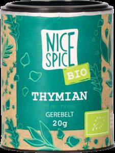 Nice Spice_BIO Thymian Gewürz natürlich Gewürzmischung