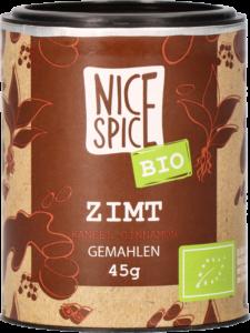 Nice Spice_BIO Zimt Gewürz natürlich Gewürzmischung