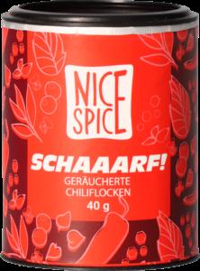 Nice Spice Chiliflocken Schaaarf Gewürz Gewürzmischungen