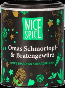 Nice Spice Winter Schmortopf Bratengewürz Gewürz Gewürzmischung