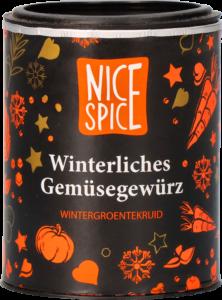 Nice Spice Gemüse Gewürz Gewürzmischung Winter Rotkohl