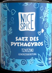 Nice Spice Tzatziki Gewürzmischung