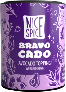 Nice Spice Bravocado Gewürzmischung Avocado
