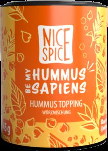 Nice Spice Hummus Sapiens Gewürzmischung